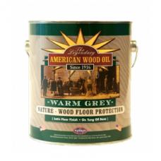 American Wood Oil - Warm Grey Теплый серый
