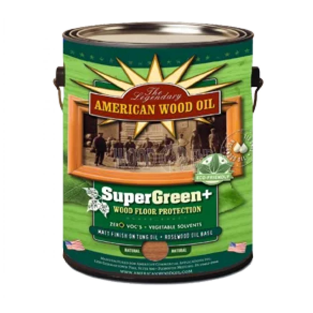 Натуральное масло SuperGreen без расстворителей