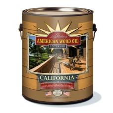 California  American Wood Oil