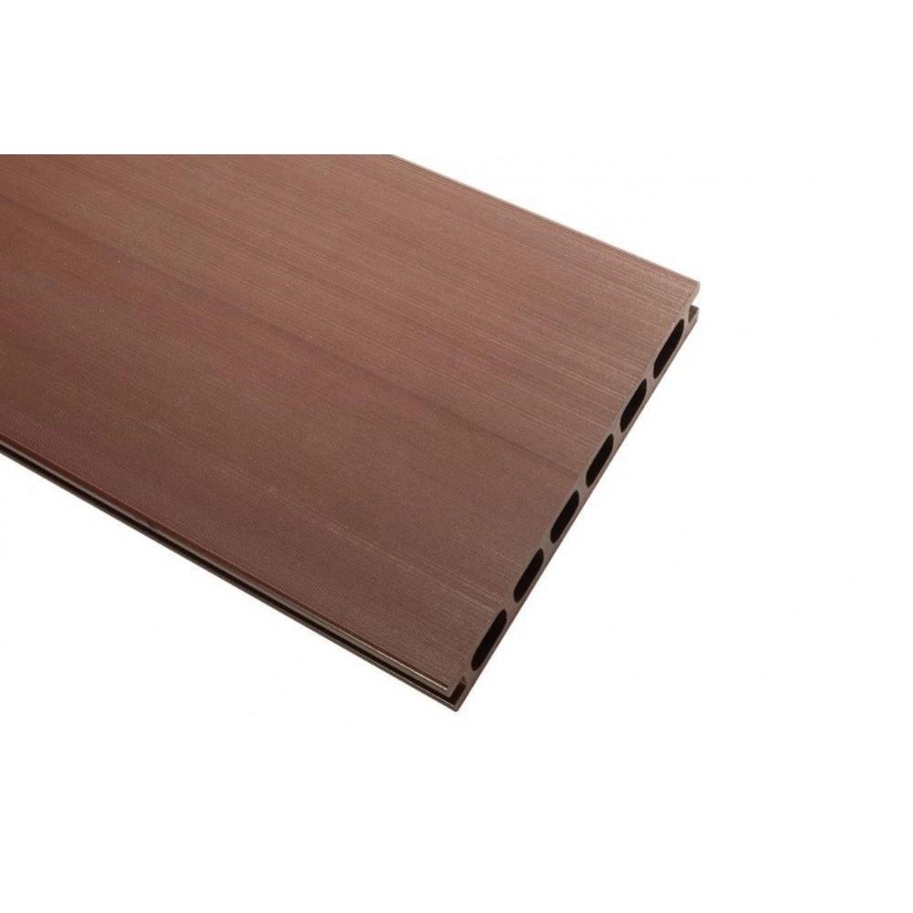 Террасная доска HOLZDORF 153×24,5х3000 мм, Импрэс