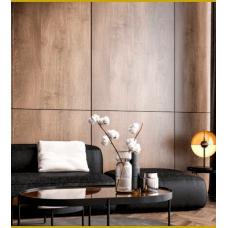 Деревянная панель на стену шпонированная