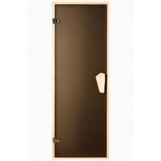 Дверь для бани  и сауны Tesli Sateen 2000 x 700