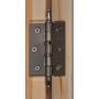 Дверь для бани и сауны Tesli UNO Delta  1900 х 700