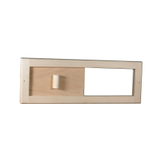 Задвижка Tesli вентиляционная 365 x 125