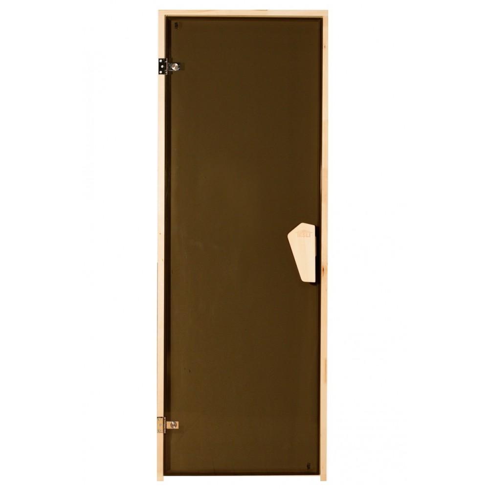 Дверь для бани и сауны Tesli Lux 1900 x 700