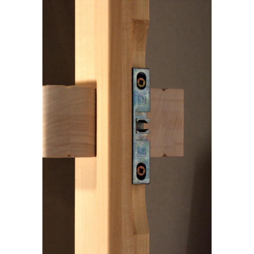 Дверь для бани и сауны Tesli Reliable 1900 x 700