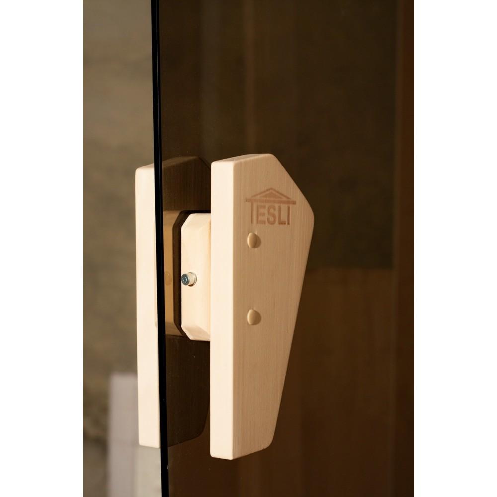 Дверь для бани и сауны «Гортензия» 1900*700
