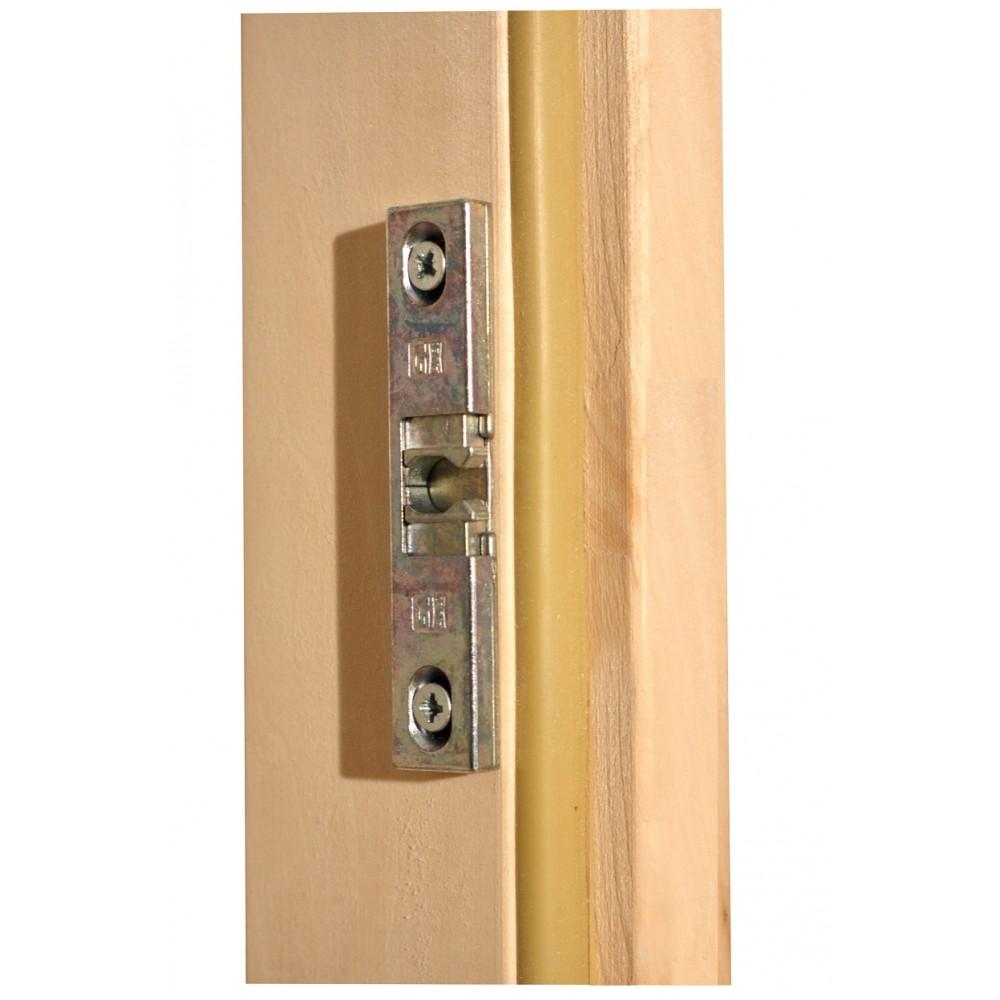 Дверь для бани  и сауны  Tesli Тигр 1900 х 700