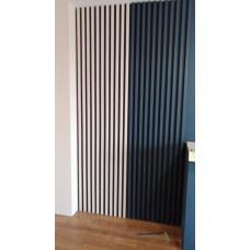 Декоративная рейка 30х30 на стену и потолок