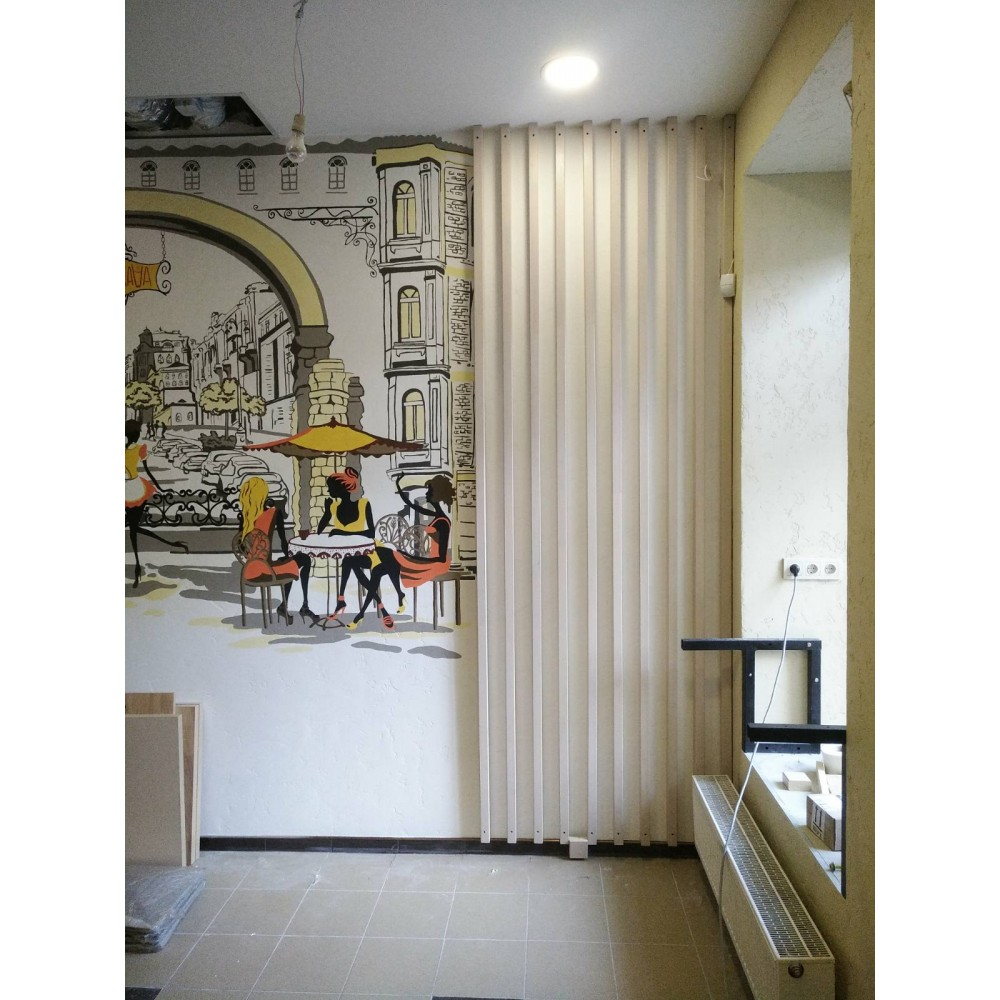 Декоративная рейка 30х50 на стену и потолок
