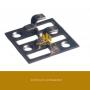 Клипса/кляймер для террасной доски из нержавеющей стали