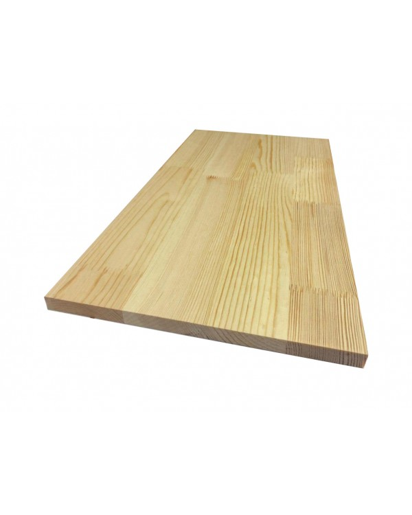 Мебельный щит Сосна Срощенный 38 мм сорт В-С
