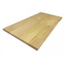 Мебельный щит Сосна Срощенный 18 мм сорт В-С