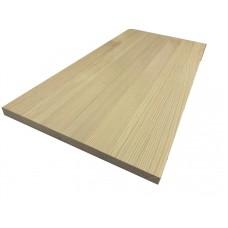 Мебельный щит цельноламельный Сосна 18 мм сорт А-В