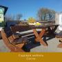 Комплект садовой мебели Сосна